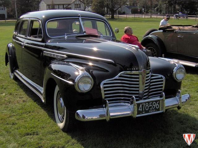 Buick Roadmaster (1949-1949) Starterbatterie 6V/112 Ah 11213 http://www.shop.ecke-batterien.de/Starterbatterie-11213-6V/112-Ah