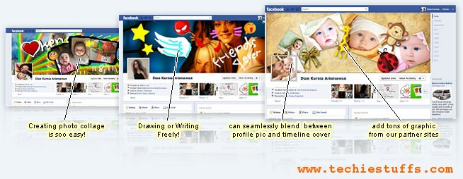 Five Best websites to create Facebook Cover Photos Online