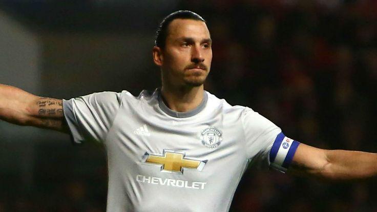 Man Utd team news: Ibrahimovic starts alongside Lukaku against Burnley