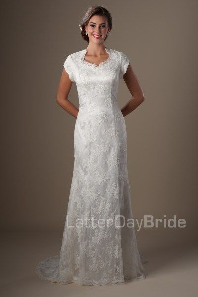 Wedding Dress Stores In Slc Utah : Best images about modest wedding dresses on
