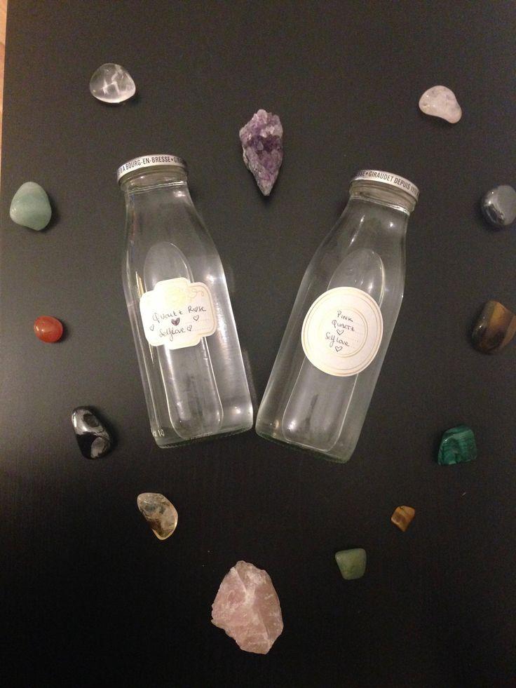 Pink Quartz Elixir