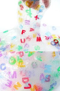 I Spy Alphabet Slime is the perfect educational craft for the little ones learning their letters. Crafts for kids that teach but are still fun are total gems!