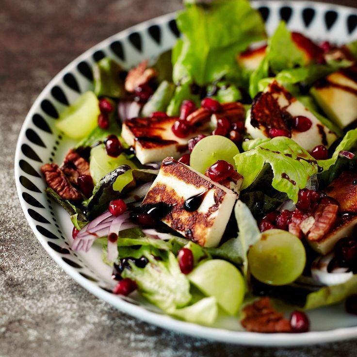 Granaattiomenasalaatti | K-ruoka #granaattiomena