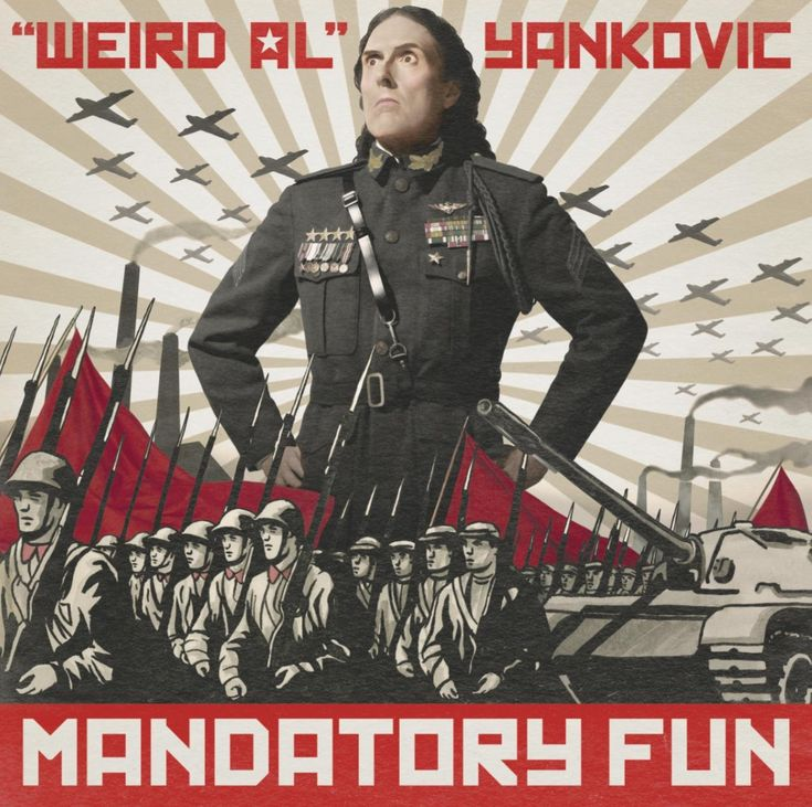 'Mandatory Fun', A New Album by 'Weird Al' Yankovic Featuring Parodies of Robin Thicke, Pharrell, Iggy Azalea, & More