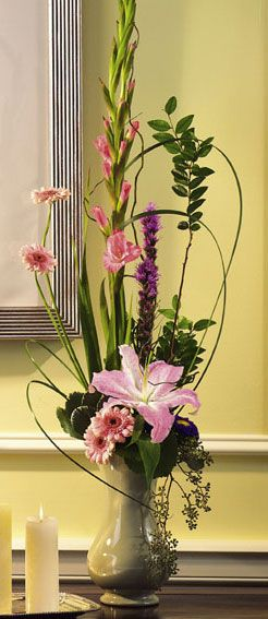 corporate Tall Flower Arrangements | Corporate Flower Arrangements                                                                                                                                                                                 More