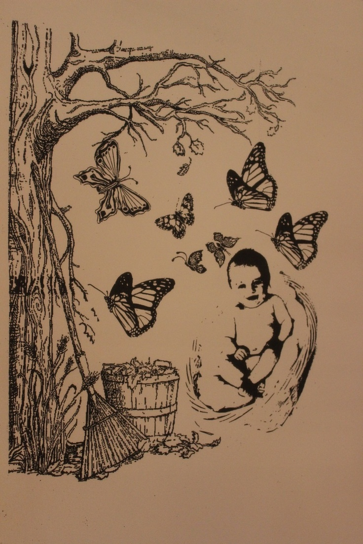 YOUNG, ROSWITHA (ROSE) 'Metamorphosis' Screenprint Size: 54.5x44.5 $385