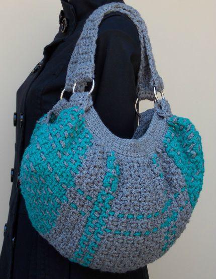 Sac crochet (explication vidéo)