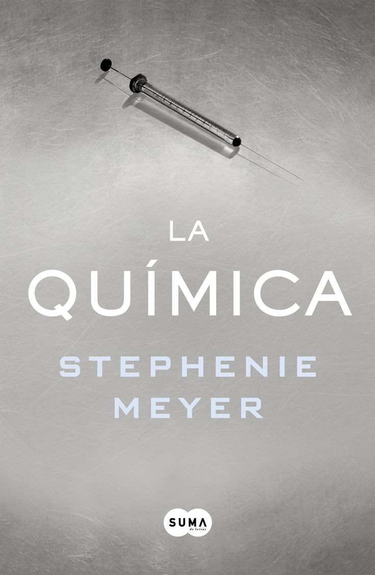 "Stephenie Meyer, la autora de la famosa saga #Crepusculo vuelve a la carga con su novela negra ""La Química"". ¡Resérvalo ya!"