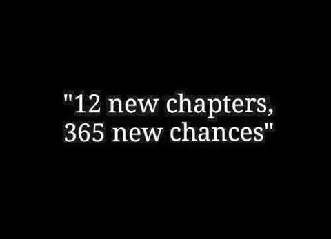 12, new, chapters, 365, days, year,