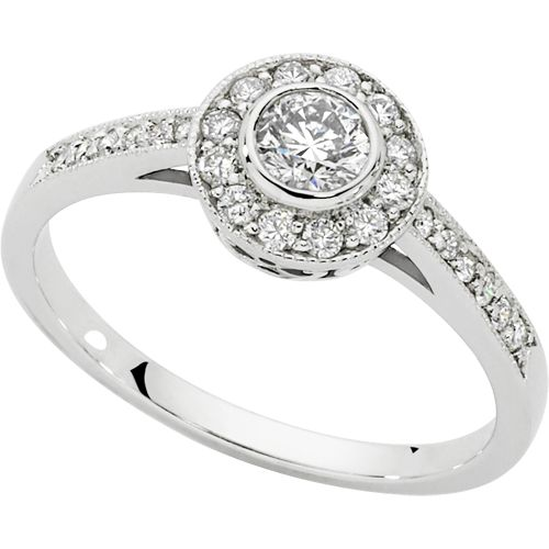 1/2 CARAT TW DIAMOND RING - Michael Hill Jewelers