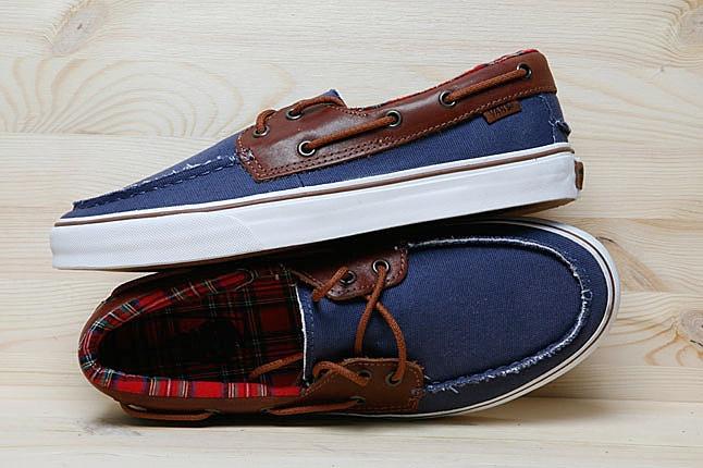 Vans Zapato Del Barco.