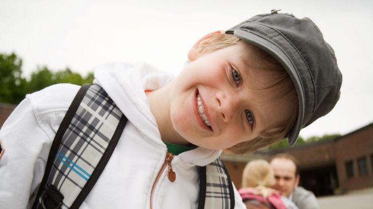 Skolestart med rett ryggsekk