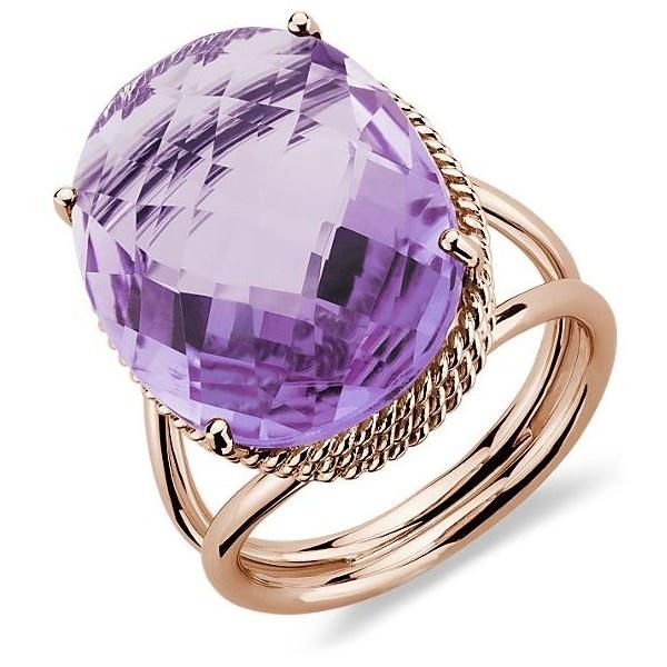 Swiss Blue Topaz Rhodolite Diamond Silver Ring