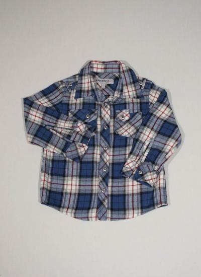 Camisa de cuadros | Tiruleta