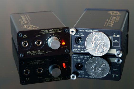 Ray Samuels Audio   The Hornet   Portable Headphone Amp