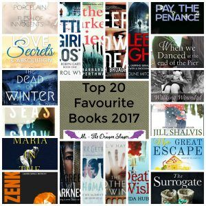 #BookReviews ~ My Top 20 Favourite Books of 2017 #BookBoost #Authors #Publishers