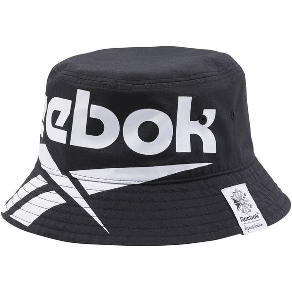 9d6bcff4 Reebok Classics Vector Bucket Hat ($28) ❤ liked on Polyvore ...