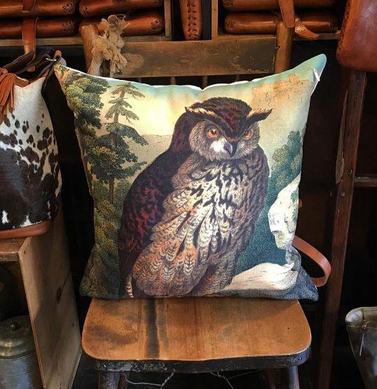 Pillow - owl.