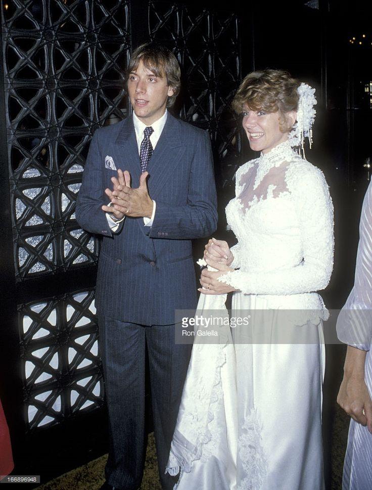 Gabriel Ferrer and Debby Boone attend Debby Boone-Gabriel Ferrer Wedding Ceremony on September 1, 1979 at the Hollywood Presbyterian Church in Hollywood, California.