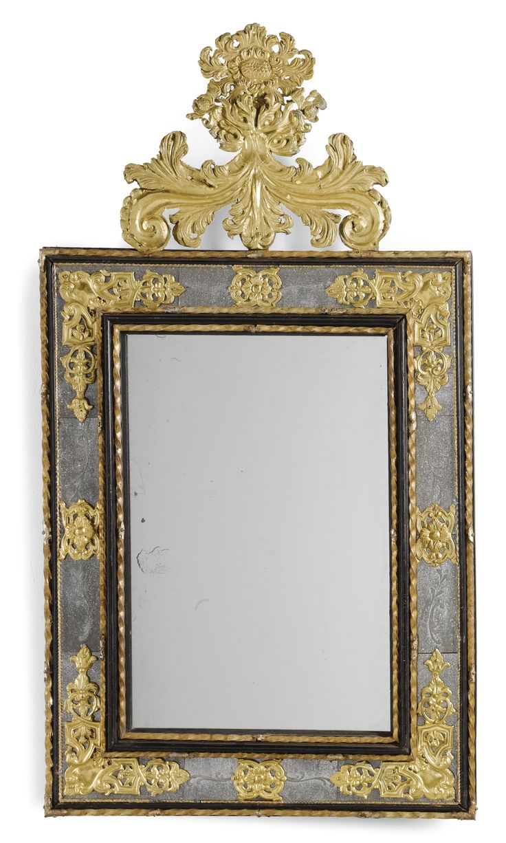 2592 best images about espejos y marcos on pinterest for Italian baroque mirror