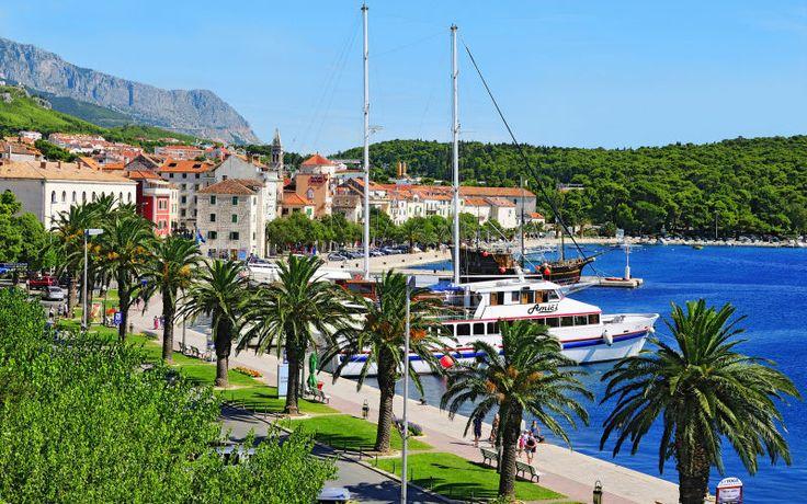 Loma Makarskan Rivieralla on unohtumaton elämys! Alueen lukemattomilla hienoilla rannoilla nautit auringosta ja uimisesta.  www.apollomatkat.fi #Markaska #Riviera