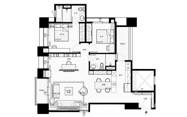 55 best images about layout plan on pinterest jewelry for Bachelor pad house plans