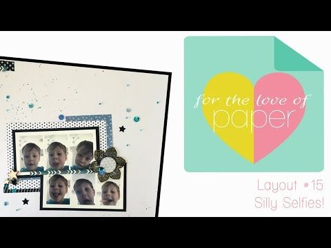 Process video ~ Layout #15 ~ Help me choose a title! - YouTube