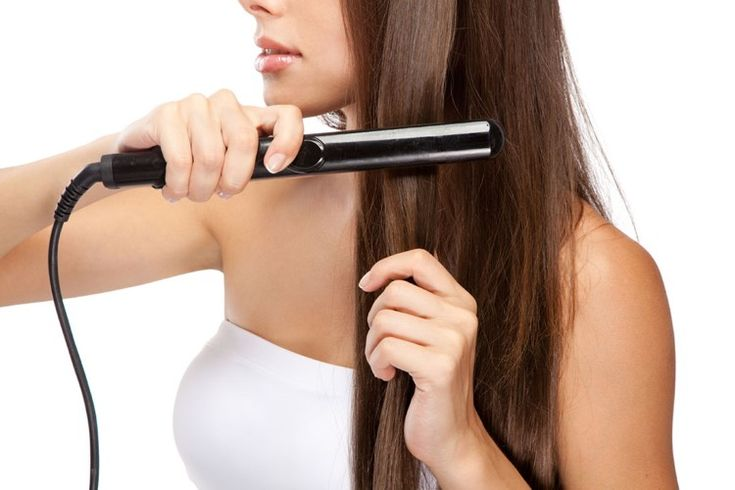 Perfect styling with the straightener – That's how the trendy Sleek succeeds