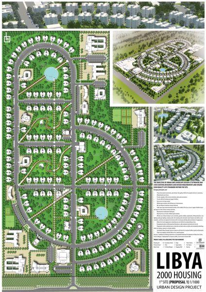 Urban Design @ Libya A1