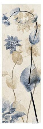 Bleu Antique II Giclee Print by Thea Schrack at Art.co.uk
