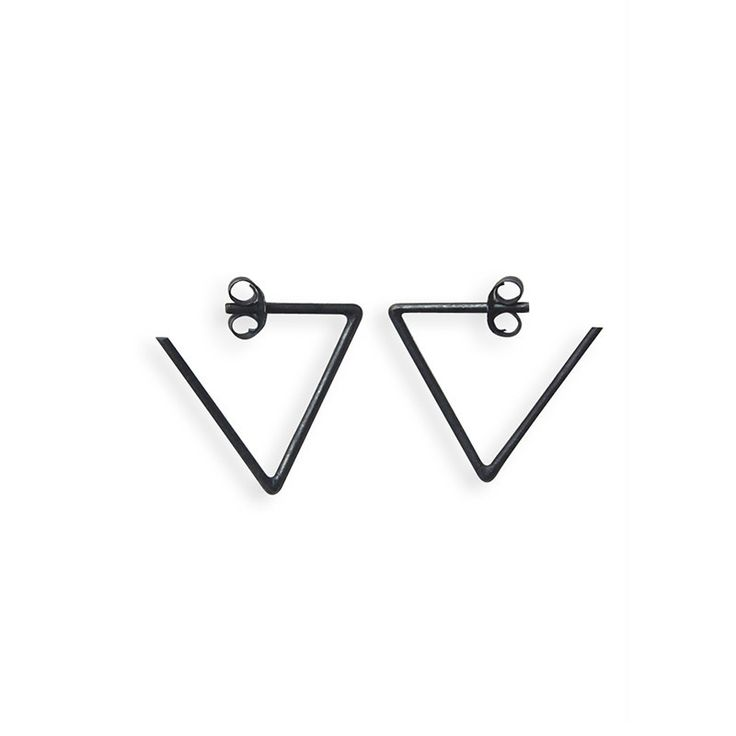 Les Geometriques Nro 24 Earrings  AgJc
