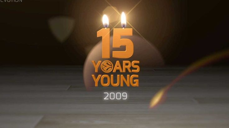15 Years Young: 2009, Panathinaikos Athens