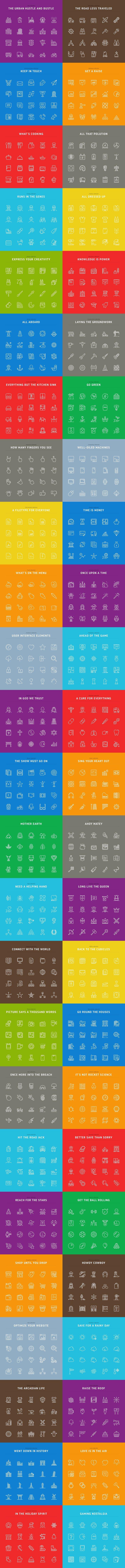 LineKing iOS Icons - Icons - 2
