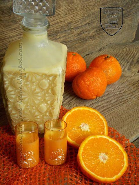 Gotowanie jest łatwe: Likier pomarańczowy