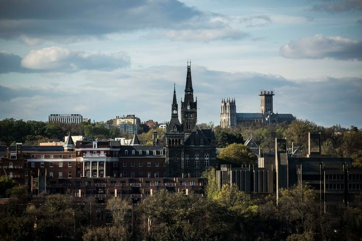 Georgetown University Plans Steps to Atone for Slave Past - The New York Times