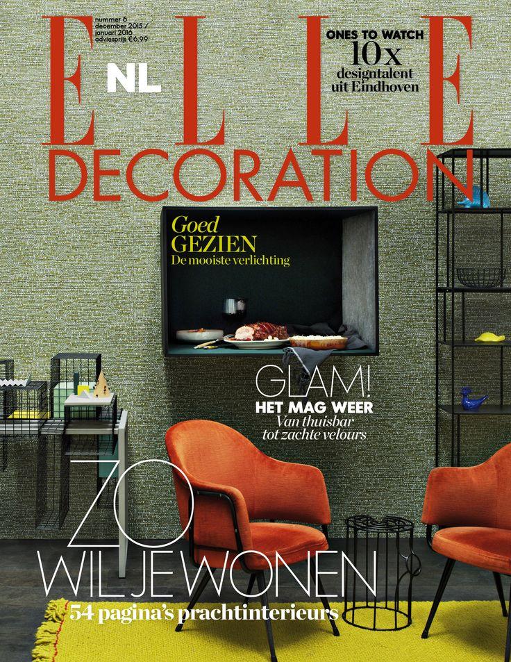 ELLE Decoration NL | nummer 6 - 2015