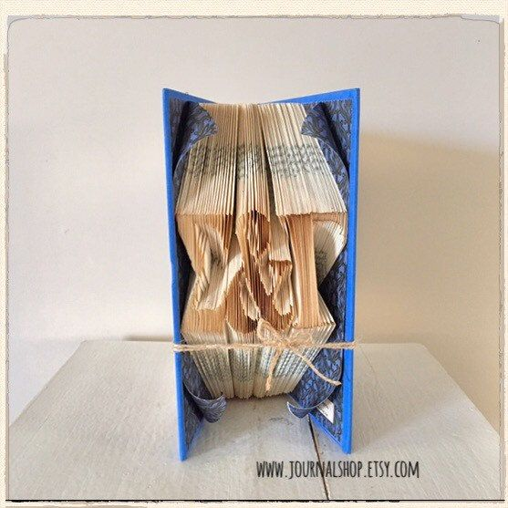 Bookfolding for a couple!