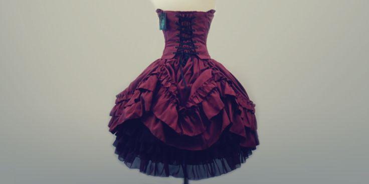 Vestidos victorianos que usarías si tuvieras tu propio castillo