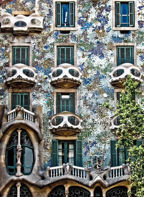 19 Best Images About Gaudi On Pinterest Parks