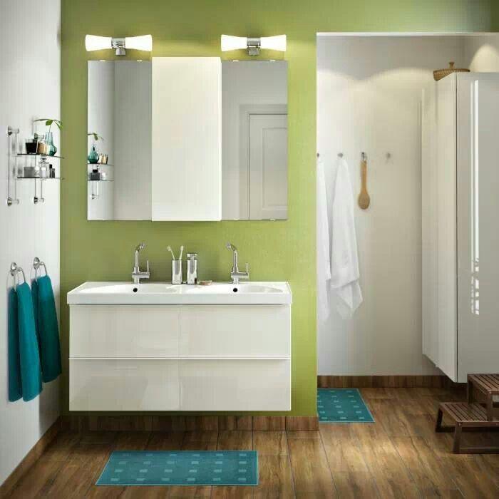 99 best ikea bathroom images on Pinterest   Bathroom, Half bathrooms ...