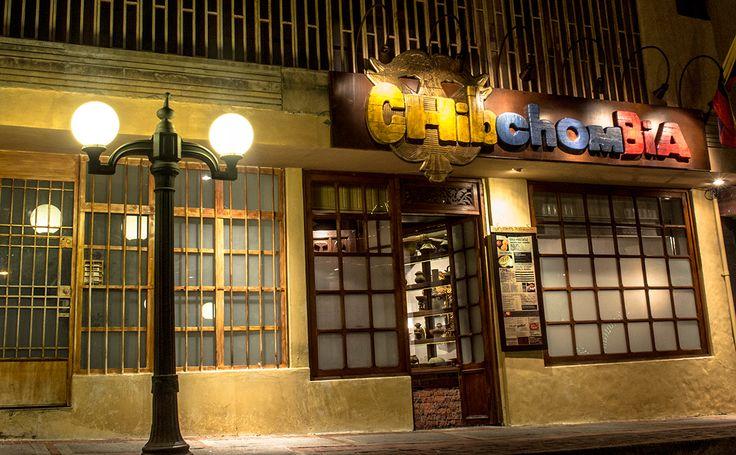 Chibchombia La Macarerna - Bogotá Colombia