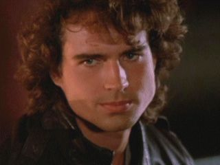 Jason Patric of Lost Boys was our Edward Cullen of the 80's and much cuter!!!