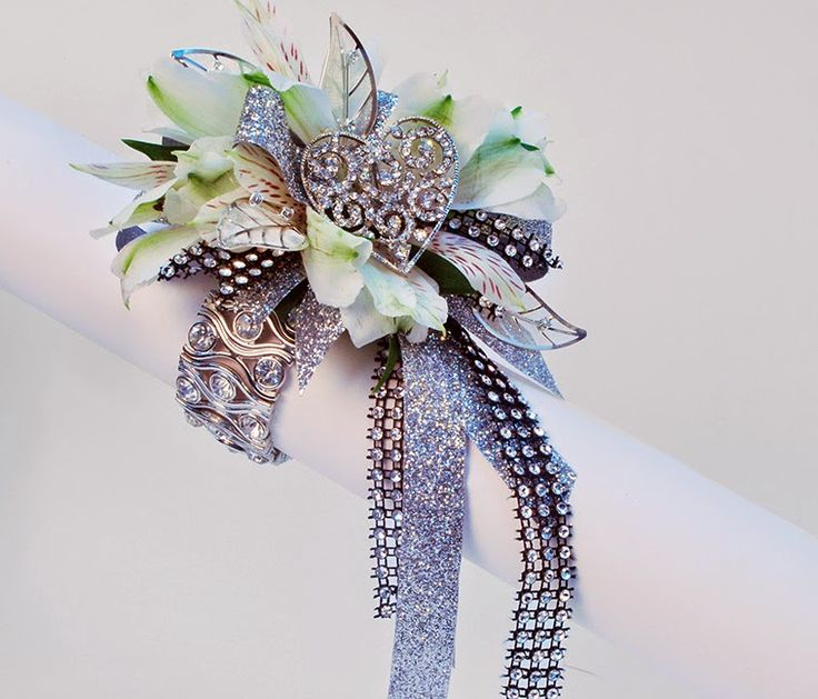 prom corsage trends 2016 | On Trend prom 2015 Collection of Bouquet Jewels for Prom corsages ...