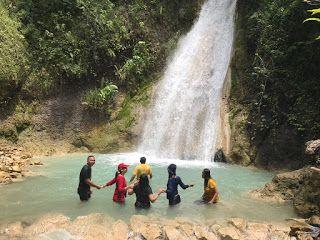Wisata Religi Kristen Katholik Jogjakarta Yogyakarta & Jawa Tengah: Pemandangan Indah Wisata Alam Air Terjun Kedung Pe...
