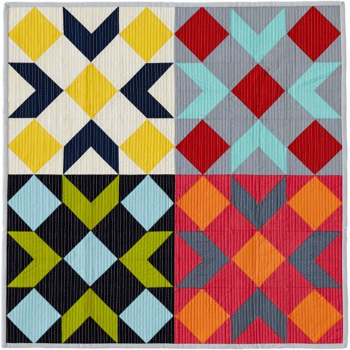 Have you seen the Fall 2016 issue of Quilts and More magazine yet? I'm over-the-moon excited to be a part of this issue & one of the Sc...