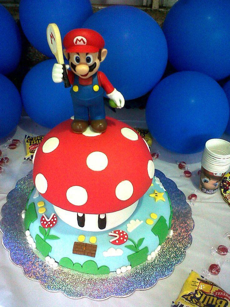 Torta Mario Bros!! <3