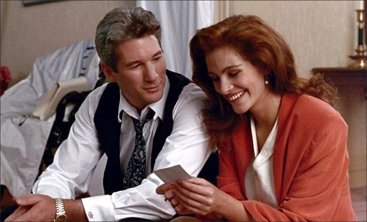 """Because """"Pretty Woman"""" stars Richard Gere, Hollywood's most successful male sex symbol, and because it's about his character falling in love with a prostitute, it is astonishing that """"Pretty Woman"""" is such an innocent movie - that it's the sweetest and most openhearted love fable since """"The Princess Bride."""" Here is a movie that could have marched us down mean streets into the sinks of iniquity, and it glows with romance."""