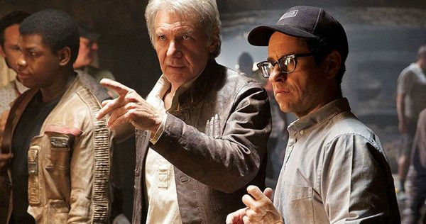 Here's J.J. Abrams Advice for the Young Han Solo Actor