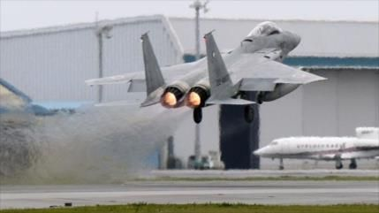 Récord: Japón intercepta cazas chinos 1168 veces en solo 12 meses