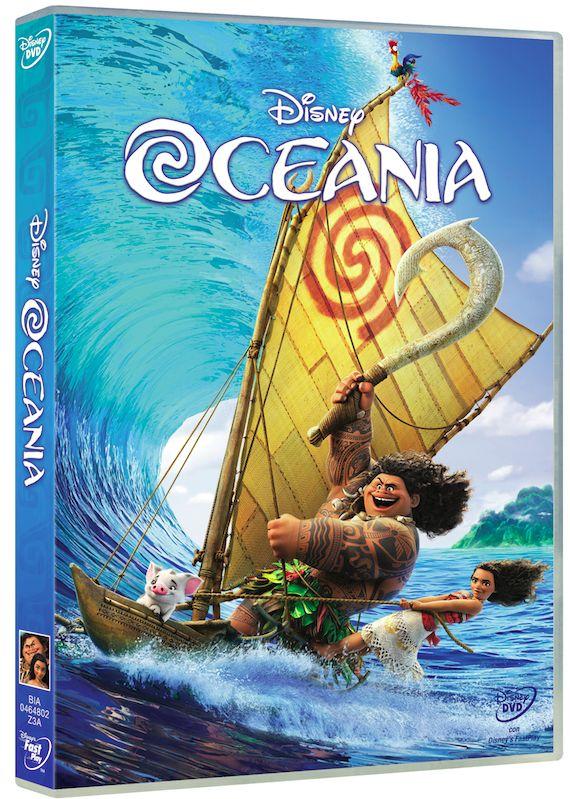 """Oceania"" Disney"